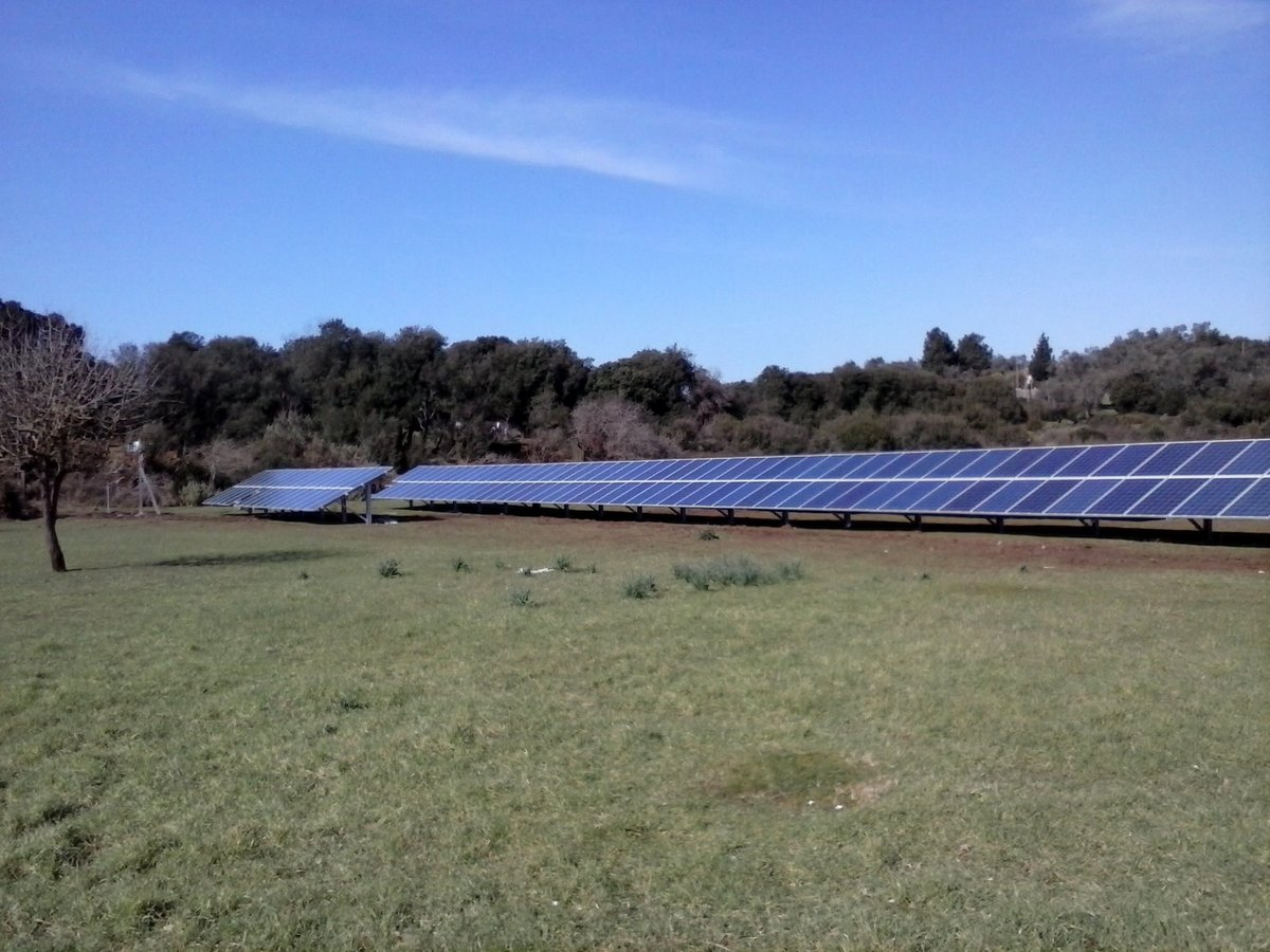 Κατασκευή φωτοβολταικών παρκών στην Κέρκυρα (2)